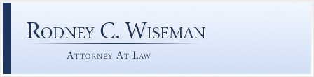 Law Office of Rodney Wiseman